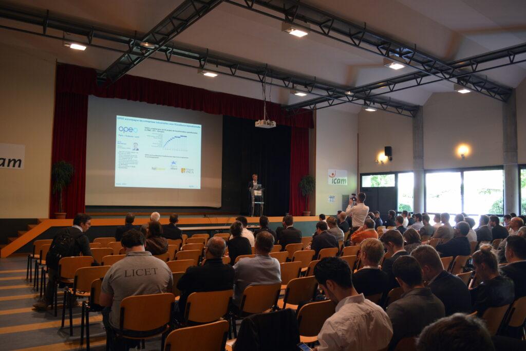 DSC_0388-e1463751750560 L'excellence opérationnelle à la Journée de la Recherche et de l'Industrie organisée par l'ICAM de Toulouse