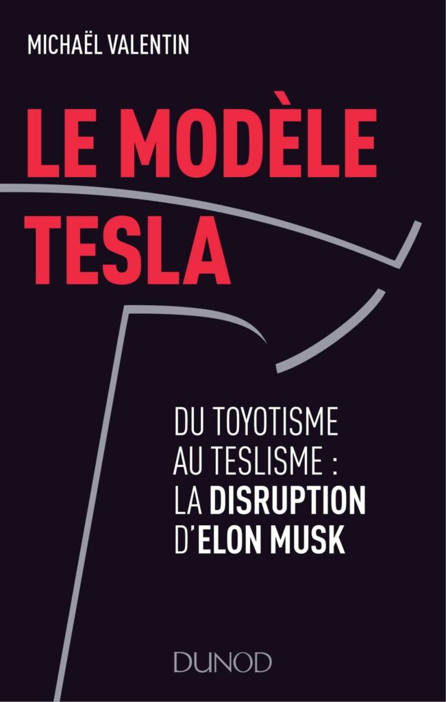 Le modèle Tesla de Michael Valentin