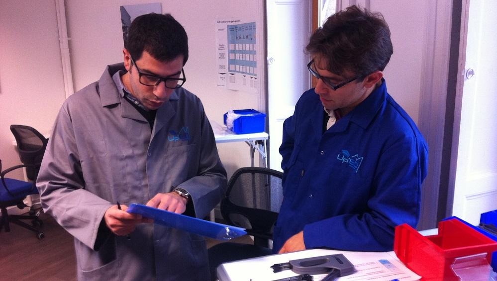 UPEO-retour-observation2 De la théorie à la pratique, l'excellence opérationnelle en une journée